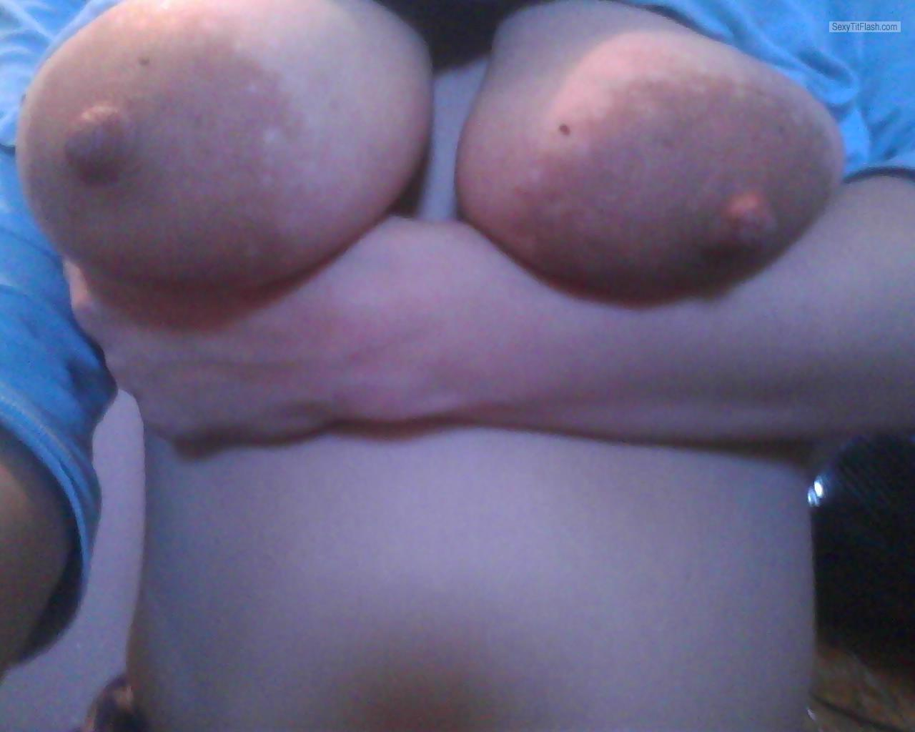 My Big Tits Selfie by Michele